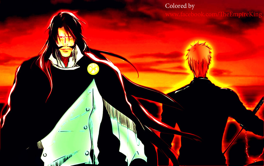 Read Bleach 574 – Bl...